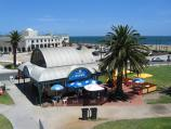 St Kilda / Gardens at southern end of Pier Road and at entrance to St Kilda Pier / Foreshore Kiosk
