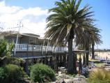 St Kilda / St Kilda Beach, Brooks Jetty and foreshore gardens / Stokehouse Restaurant overlooking beach