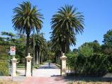 St Kilda / St Kilda Botanical Gardens, Blessington Street / Entrance at Blessington St opposite Foster St