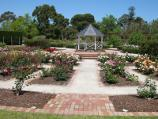 St Kilda / St Kilda Botanical Gardens, Blessington Street / Rose garden and rotunda