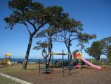 St Leonards / Harvey Park and foreshore reserve between Murradoc Road and Dudley Parade / Playground at Harvey Park fronting the sea
