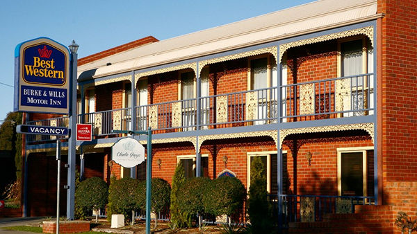 Burke & Wills Motor Inn, Swan Hill