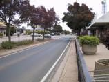 Swan Hill / Commercial centre and shops / View north along Campbell St between McCallum St and Pritchard St