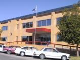 Swan Hill / Commercial centre and shops / Swan Hill District Hospital, Splatt St