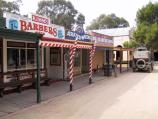 Swan Hill / Pioneer Settlement / Barber, bakery