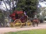 Swan Hill / Pioneer Settlement / Stage coach