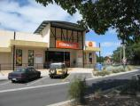 Tooradin / Shops and commercial centre, South Gippsland Highway / Supermarket, corner South Gippsland Hwy service road and Lyall St