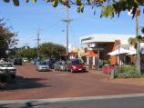 Torquay / Shops and commercial centre around Gilbert Street / View east along Gilbert St at Pearl St