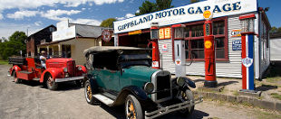 Old Gippstown