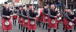 Daylesford Highland Gathering