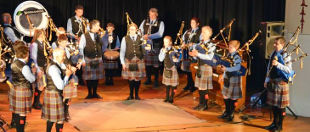 Robert Burns Scottish Festival
