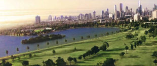 Albert Park Golf Course