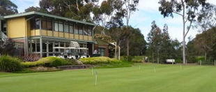 Bundoora Park Golf Course