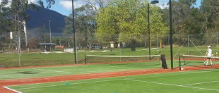 Healesville Tennis Club