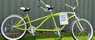 Sue's Bribes Bicycle Hire