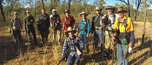 Gold Prospecting Australia Tours