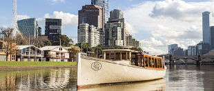 Melbourne Boat Hire - Cruise
