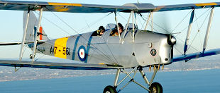 Tiger Moth Joy Flights
