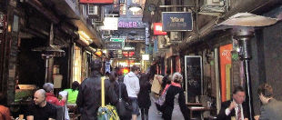 Walking Tours of Melbourne