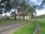 Traralgon / Victory Park and Newman Park / Miniature railway