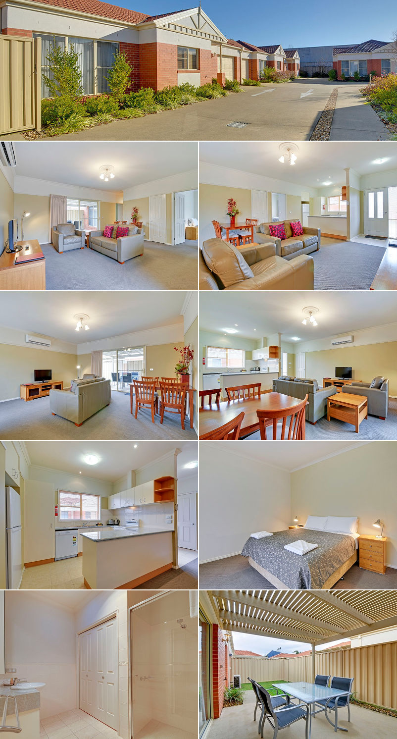 Traralgon Serviced Apartments - Gwalia Apartments