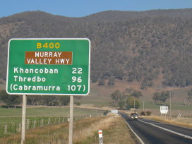 B400 Murray Valley Highway