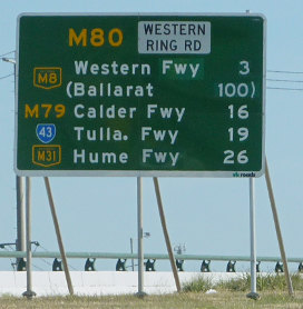 Western Ring Road Toll