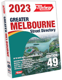 Melway street directory