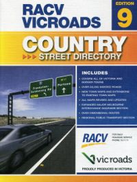 RACV VicRoads Country Street Directory