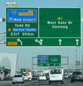 West Gate Freeway