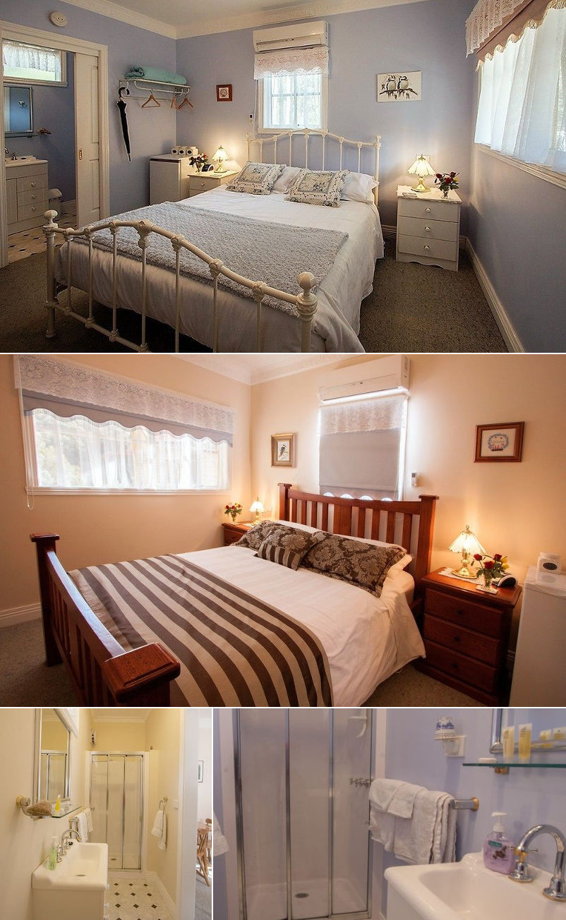 Wild Cherry Bed & Breakfast - Cottage rooms