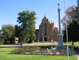 Wangaratta / Cultural precinct, Ford Street and Ovens Street / Holy Trinity Anglican Cathedral, corner Ovens St and Docker St