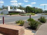 Warracknabeal / Shops and commercial centre, Scott Street / View north along Scott St towards Phillips St