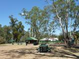 Warracknabeal / Lions Flora and Fauna Park, Yarriambiack Creek / Picnic area and playground, Lions Park