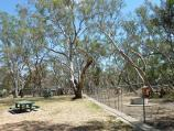 Warracknabeal / Lions Flora and Fauna Park, Yarriambiack Creek / Animal enclosures, Lions Park