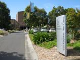 Warragul / West Gippsland Arts Centre and Civic Centre, corner Albert Street and Smith Street / View of Arts Centre from Albert St