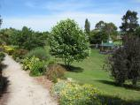 Warragul / Civic Park / Walking track through park