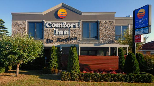 Comfort Inn On Raglan, Warrnambool