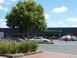 Werribee / Shops and commercial centre, Watton Street / Woolworths supermarket fronting Comben Dr