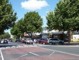 Werribee / Shops and commercial centre, Watton Street / View south-west along Watton St between Cherry St and Duncans Rd