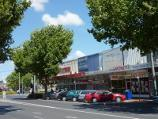 Werribee / Shops and commercial centre, Watton Street / View south-west along Watton St towards Station Pl