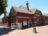 Werribee / Shops and commercial centre, Watton Street / Werribee Historical Society Museum, corner Watton St and Duncans Rd