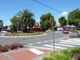 Werribee / Shops and commercial centre, Watton Street / Southern corner of Watton St and Bridge St