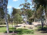 Werribee / Chirnside Park, Watton Street / BBQ and picnic area on eastern side of oval