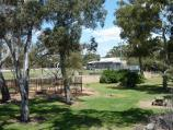 Werribee / Chirnside Park, Watton Street / Playground and picnic area on eastern side of oval