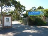Werribee / Werribee racecourse, Bulban Road / Main entrance to racecourse at Bulban Rd
