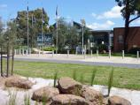 Werribee / Civic Centre, Princes Highway / Civic centre viewed from Princes Hwy