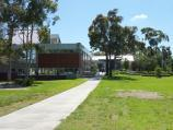 Werribee / Civic Centre, Princes Highway / Lawns at western side of civic centre