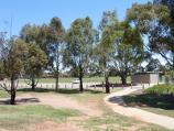 Werribee / Galvin Park, Shaws Road / Main car park and toilet block