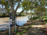 Werribee / Riverbend Historical Park, Heaths Road / Canoe launching deck